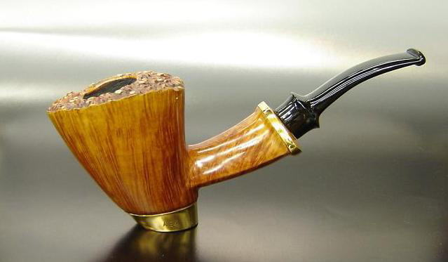Tsuge ikebana 24k gold p 204 2003 for Golden fish pipe